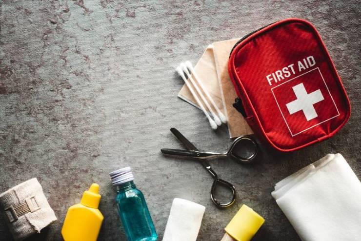 firstaid kit bag-Medical Supplies