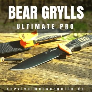 Bear Grylls Ultimate Pro