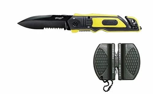 Walther ERK Emergency Rescue Knife, Rettungsmesser