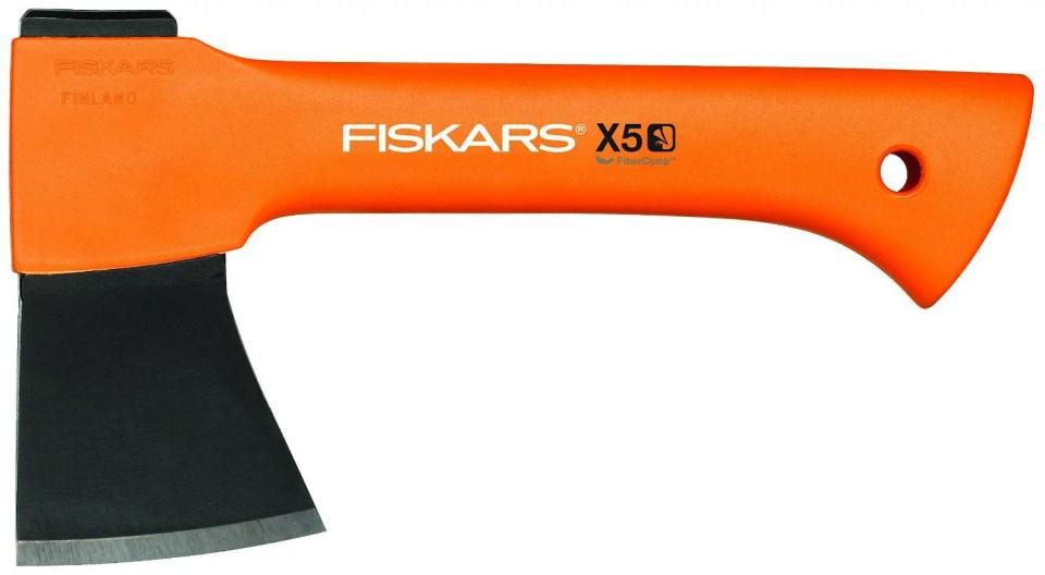 Fiskars X5 axt