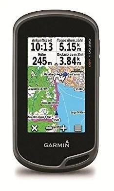 Garmin Oregon 600 GPS Gerät und Wander navi