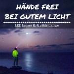 LED Lenser H7R.2 Stirnlampe – Hände frei bei gutem Licht