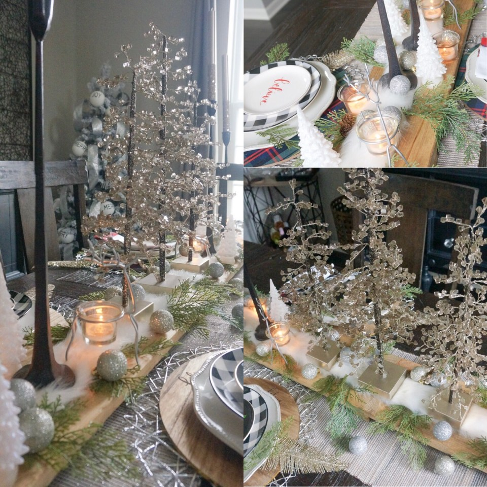 Christmas 2018 Tablescape