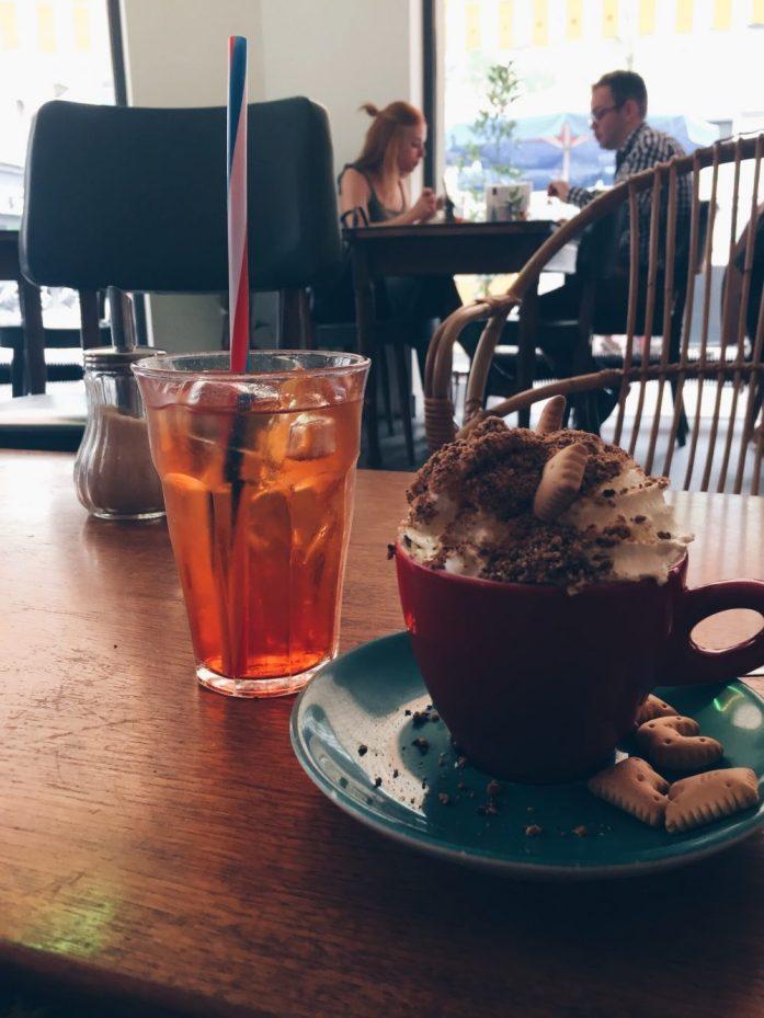 Kaffeenini after