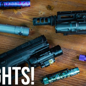 Olight Oden Mini BALDR IR and More