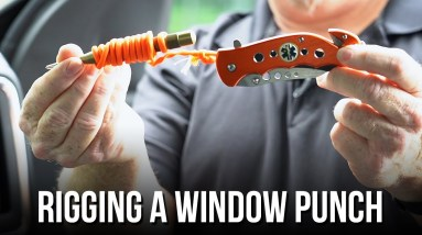 Rigging a Window Punch | Vehicle Prepping