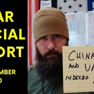 Chin@, D.C., & Unrest - Bear Special Report 14 DEC 20
