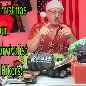 30 Great Amazing Christmas Gifts: For Your Wonderful Prepper, Survivalist & Camper Or Hiker!