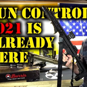 Gun Control 2021 | The 2A Is Already Under Attack | Polymer80, Pistol Brace