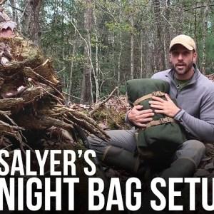 Jason Salyer's Overnight Bag