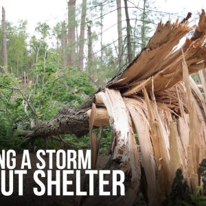 Surviving a Storm Without Shelter