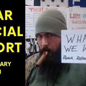 WHAT WE KNOW - DC UPDATE  - Bear Special Report 7 JAN 21
