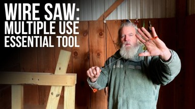 Wire Saw - Multiple Use Essential Tool