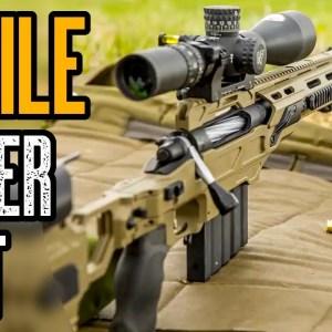2 MILE  LONG RANGE SNIPER SHOT - Gunwerks HAMR 2.0 Strikes at 3,525 YARDS!