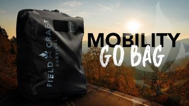 Former Green Beret Mike Glover Demonstrates the Fieldcraft Survival Mobility Go Bag
