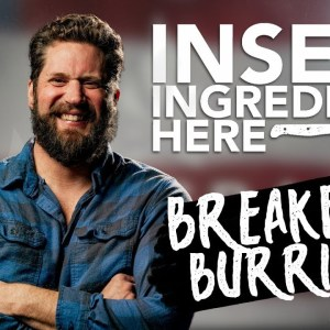 Insert Ingredient Here with George Bell: Breakfast Burritos