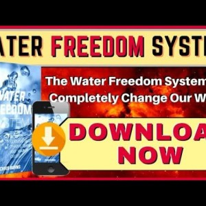 Water Freedom System Review - An Honest & Detailed Insight