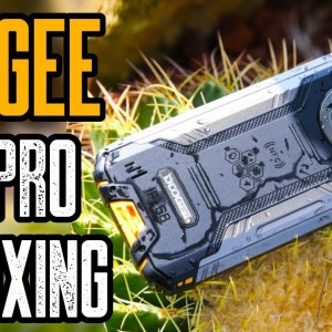 Doogee S96 Pro Rugged Phone Unboxing & First Look
