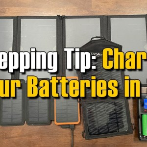 Prepping Tips: Charging Your Batteries in SHTF