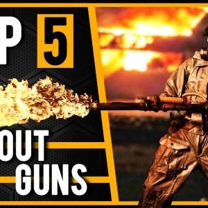 5 Best Survival Guns For Prepping Your SHTF Bug Out Bag