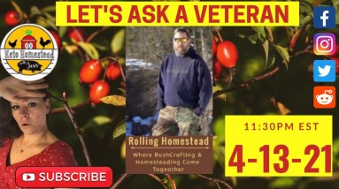 Bush Crafting Homesteading and Prepping With Rolling Homestead