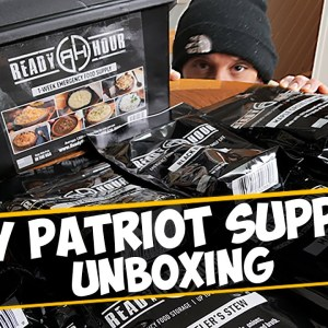 Our My Patriot Supply Unboxing