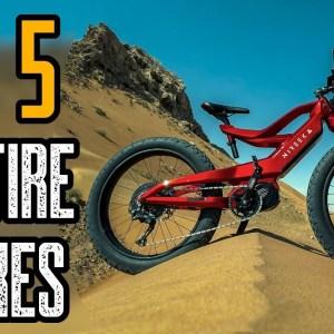 Top 5 Fat Tire Electric Bikes 2021 | Best Fat Tire e-Bikes 2021