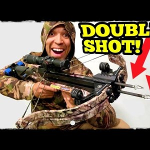 The Ultimate SHTF Weapon: DOUBLE Barrel Crossbow!