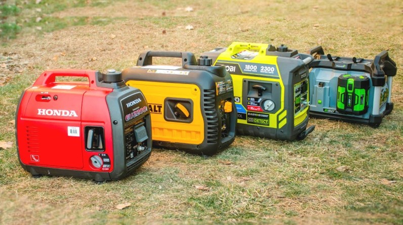 TOP 10 BEST PORTABLE INVERTER GENERATOR 2021