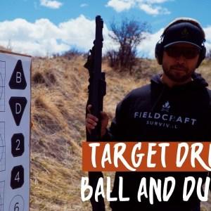 Fieldcraft Survival Target Drills - Ball and Dummy