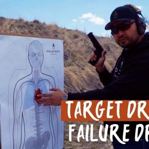 Fieldcraft Survival Target Drills - Failure Drill