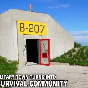 Inside The Largest Secret Doomsday Bunker Community On Earth