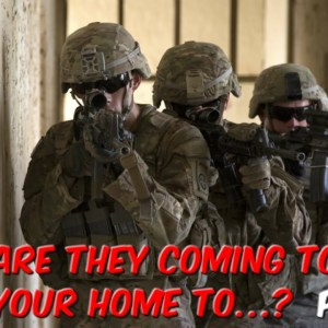 Are They Coming To Your Home To...? Part 1