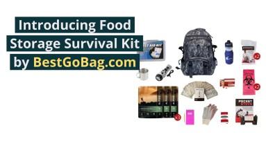 Food Storage Survival Kit 2