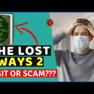 The Lost Ways 2  Review ❌✔ The Lost Ways 2 Survival Book By Claude Davis