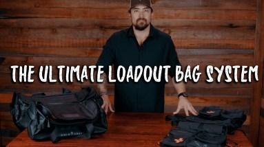 The ULTIMATE Loadout Bag System - Fieldcraft Survival Mobility Suite