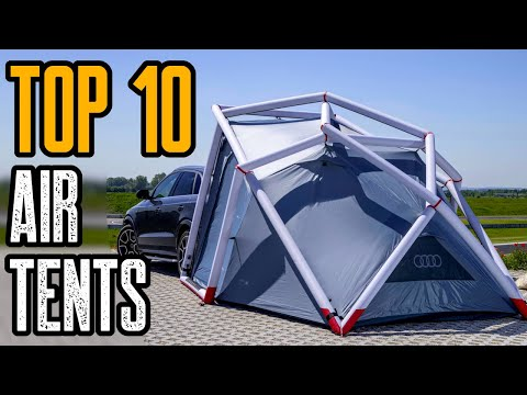 TOP 10 BEST INFLATABLE AIR TENTS 2021
