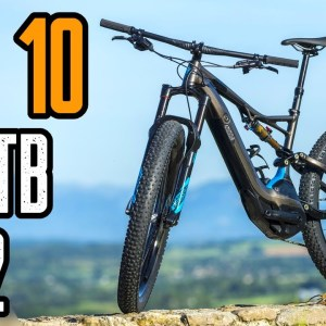 Top 10 Latest Electric Mountain Bikes 2022 | Best New e-MTB 2022!