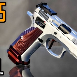 TOP 5 BEST FULL SIZE 9MM PISTOLS IN THE WORLD