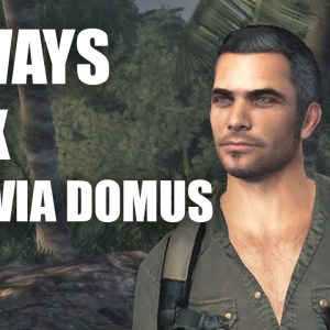 10 ways to fix LOST: VIA DOMUS (NB: Spoilers)