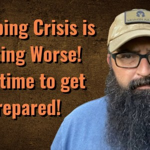 Shipping Crisis is getting Worse! It's time to get Prepared!