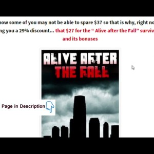 What is The Alive After The Fall📕📗 Official WebSite
