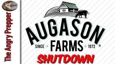 Augason Farms Shutdown