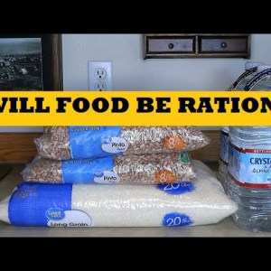 Supply Chain Rationing Prepping Supplies Foods To Stockpile Before They're Gone