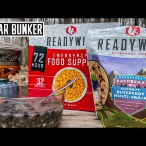 ReadyWise Emergency Food Supply Kit Review