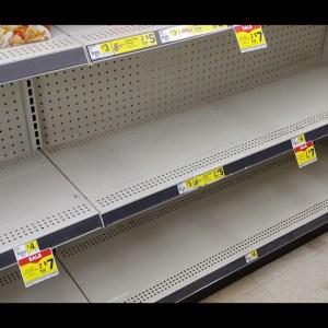 SHTF | More Shortages | Empty Shelves | Food Shortage | Bare Shelves | Supply Chain Shortages 2021