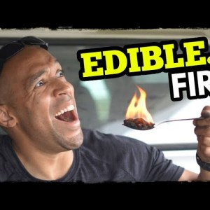 This Firestarter is EDIBLE and Delicious! Duel Fuel Survival Food