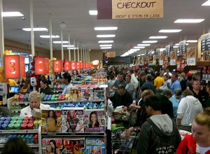 Packed Checkouts