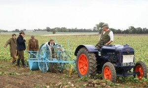 Wartime Farm tractor