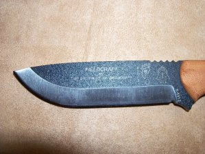 Brothers of Bushcraft (BOB) Fieldcraft Knife by TOPS Knives